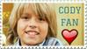Cody Martin Fan Stamp by RoseOfTheNight4444