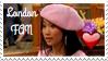 London Tipton Fan Stamp by RoseOfTheNight4444