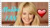 Maddie Fitzpatrick Fan Stamp by RoseOfTheNight4444