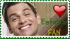 Esteban Ramirez Fan Stamp by RoseOfTheNight4444