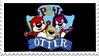 PBJ Otter by RoseOfTheNight4444
