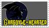 Gargoyle-hearted by RoseOfTheNight4444