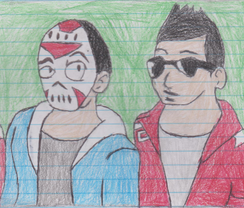 H20 Delirious and Vanossgaming by ShiningDarkness101 on ... H20 Delirious Drawings