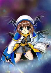MGLN A's - Hayate by ellana