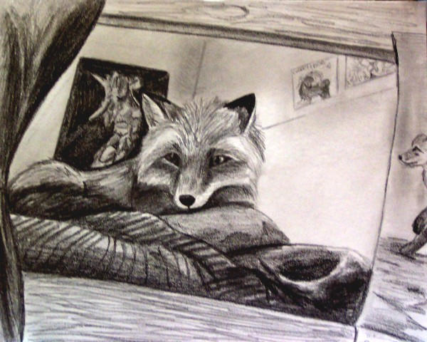 Fox - Bring me to life. by ellana