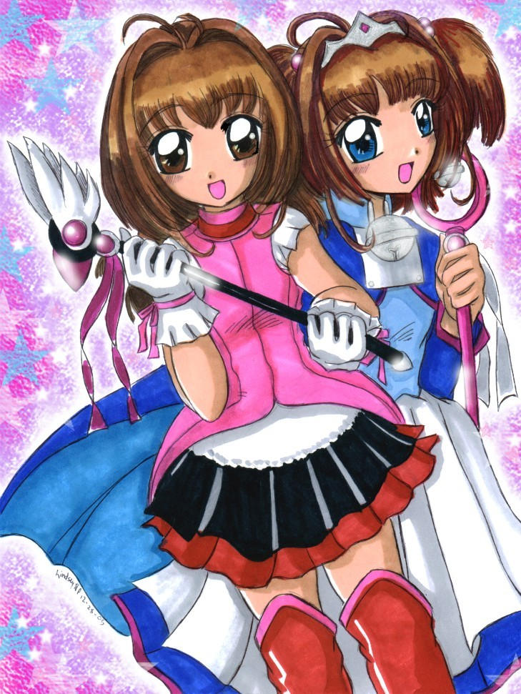 Sugar Card - Satou and Masume by ellana