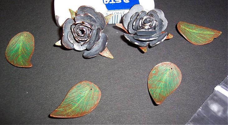 Black Roses: Unfinished by ellana
