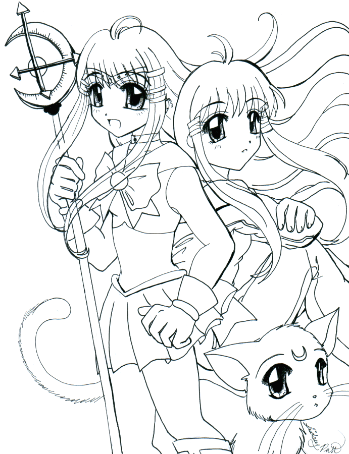 Circadia-Gaia: Sailor Altair by ellana