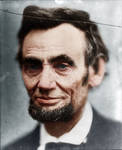 Abraham Lincoln, mis-quoted last portrait in life