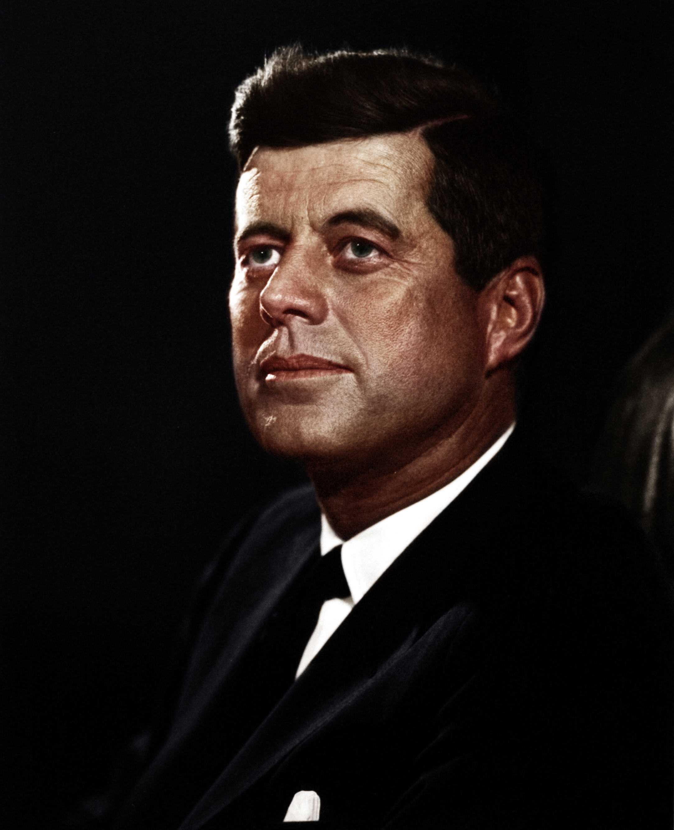 a history of john kennedys presidency Jfk's top 5 political accomplishments by kennedy proved that he could, and became the first and only catholic president in american history 2.