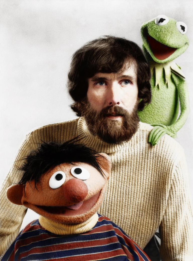 Jim henson together with ernie and kermit the frog by zuzahin on jim henson together with ernie and kermit the frog by zuzahin voltagebd Choice Image