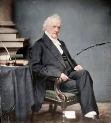 President James Buchanan by Zuzahin