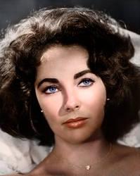 Elizabeth Taylor by Zuzahin