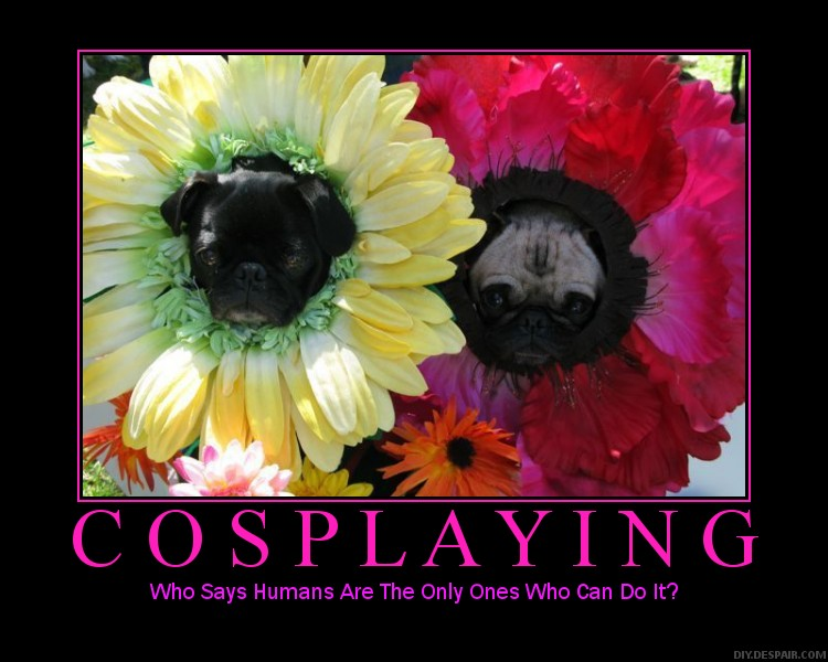 motivational poster 40 cosplay by kiwikittyofmahem