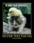 Motivational picture 57 Chicks