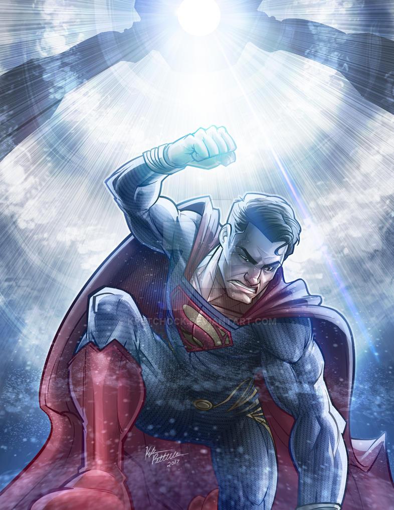 Man Of Steel 2017