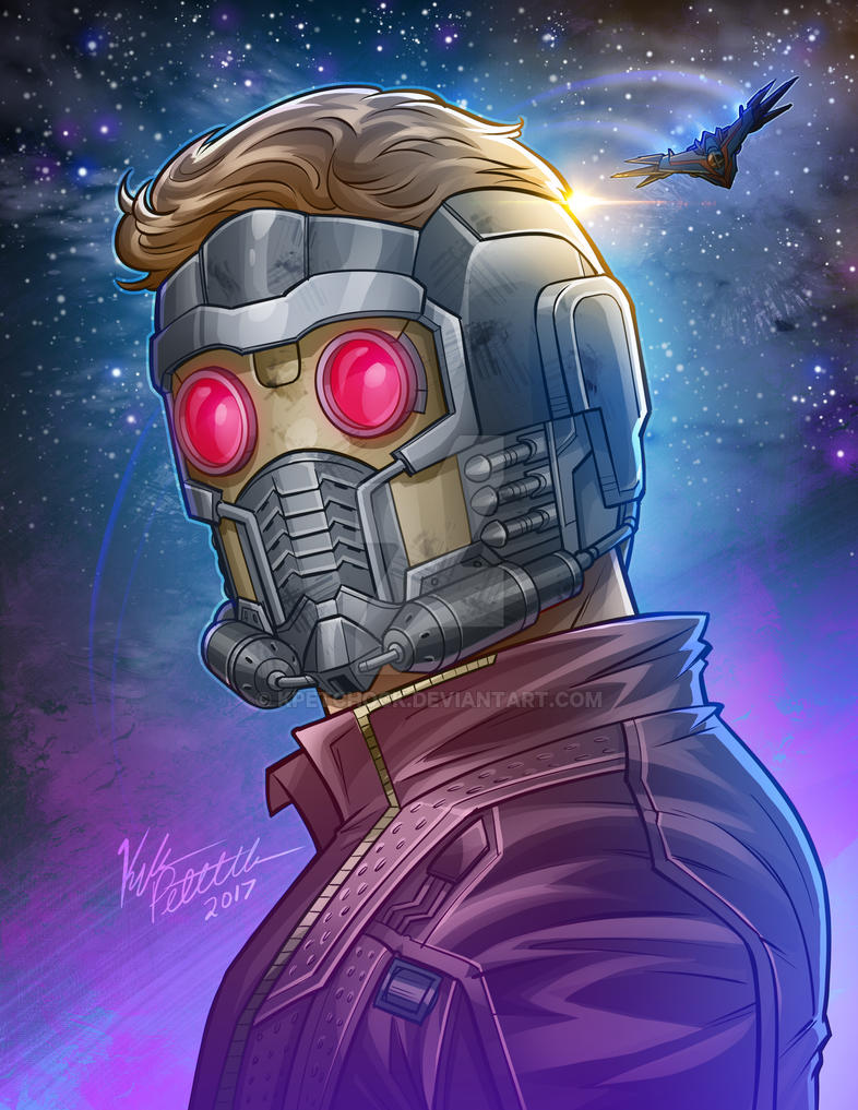 Star Lord by kpetchock