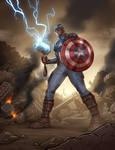 Captain America: Avengers Endgame