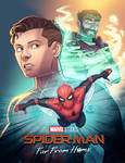 Fan Art Inspired by Spider-Man: Far From Home