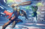 Contest of Champions - Thor: Ragnarok