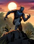 Black Panther - Wakanda Forever!