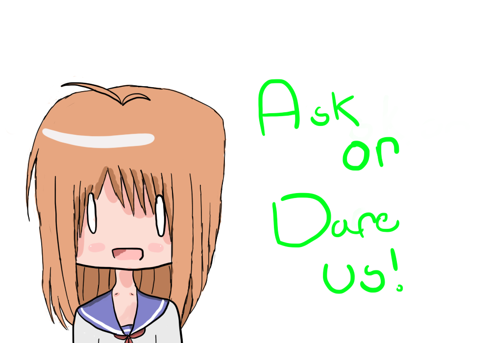 Ask Or Dare My Ocs! by tackytuesday