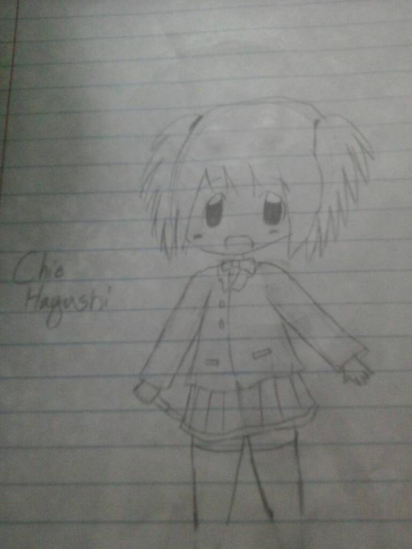 Chie Hayashi  by tackytuesday
