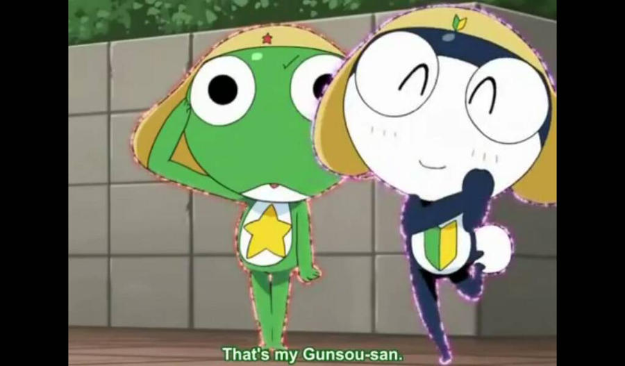Tamama x Keroro 14 by tackytuesday