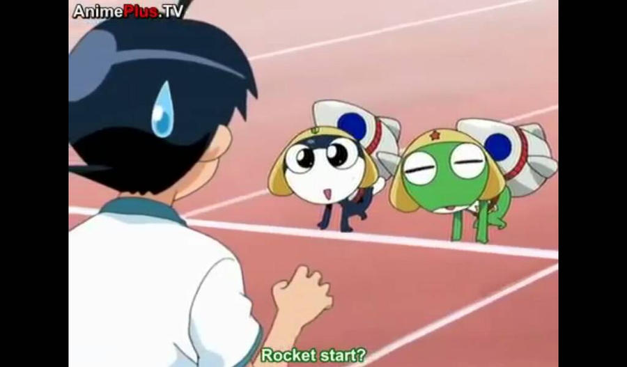 Tamama x Keroro 18 by tackytuesday