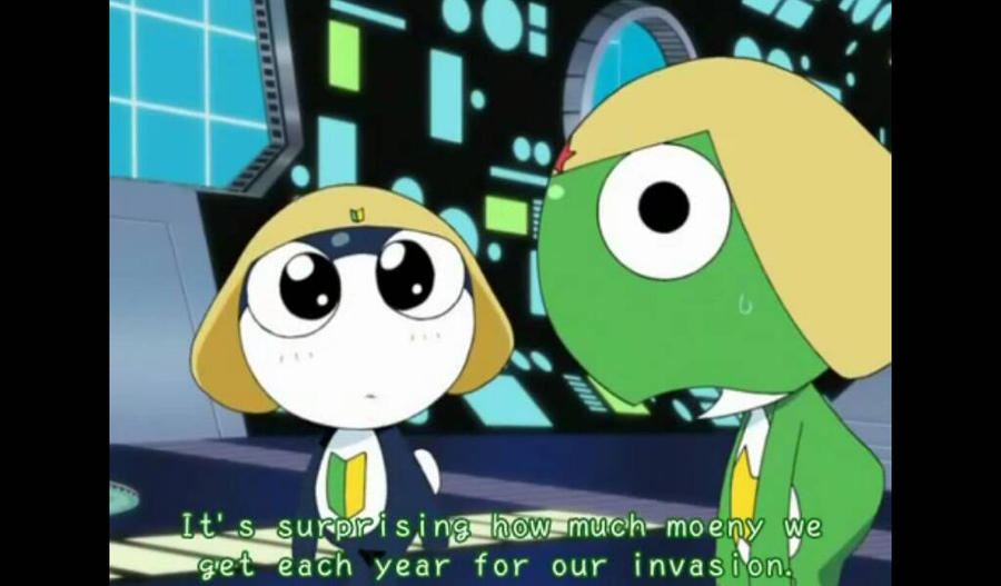 Tamama x Keroro 211 by tackytuesday