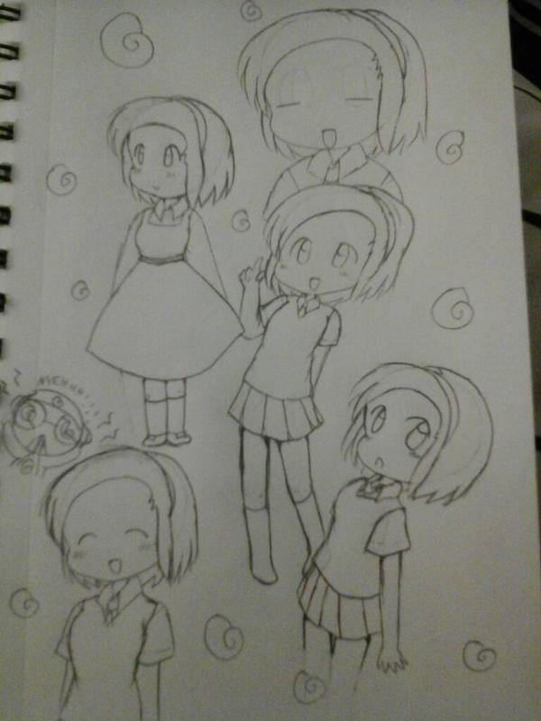 Kururu and Mois by tackytuesday