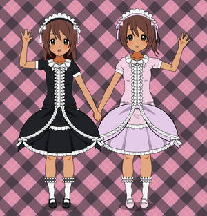 Two Little Lolitas