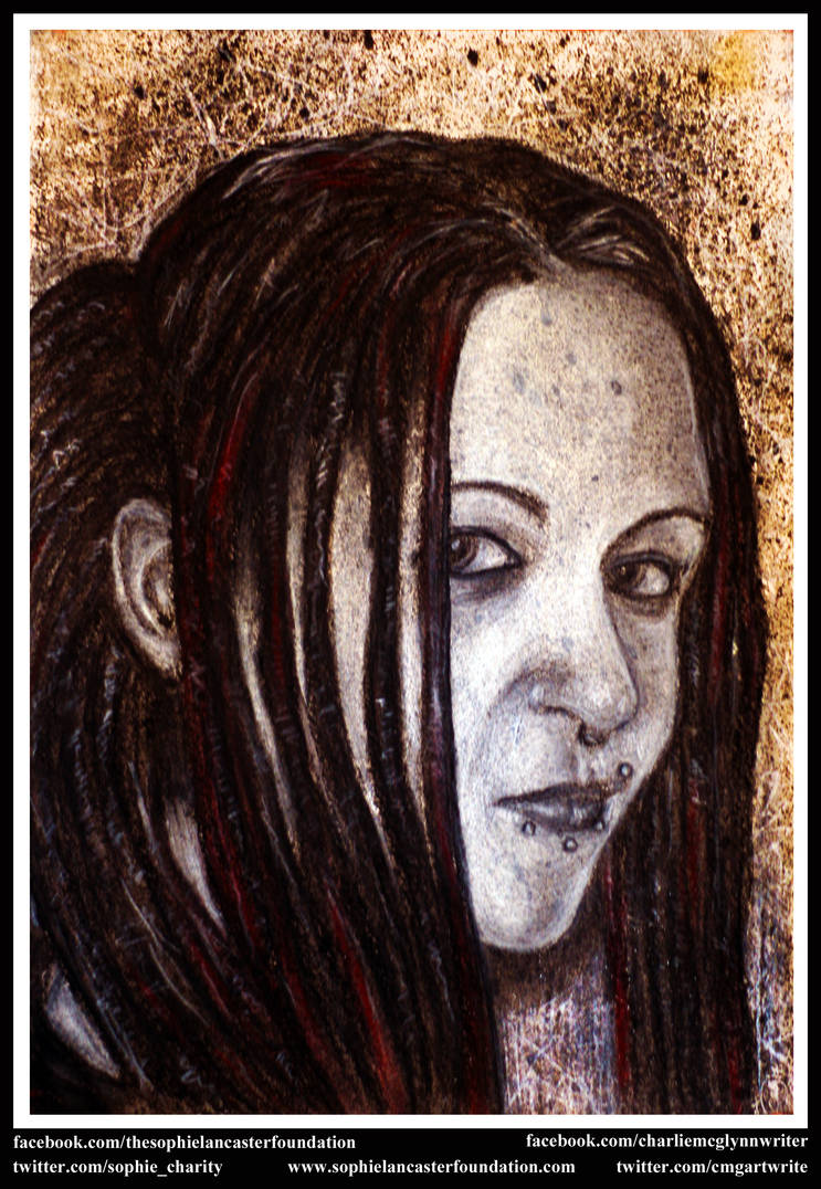Sophie Lancaster, 1986 - 2007 by CarlosOscuroDC