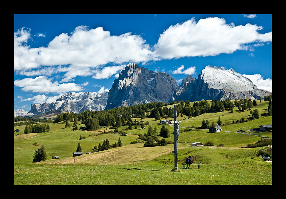 Alpe di Siusi by fuchsphoto