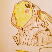 Pikachu by Lightnin-Strike