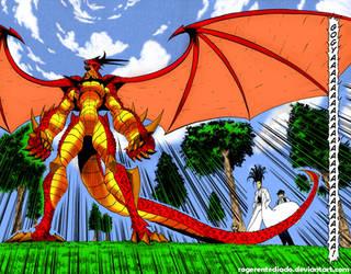 Ashuron's true form by RogerEntediado