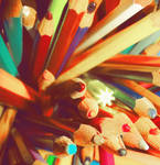 Pencils by sweetlemmon