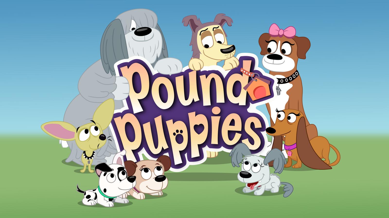 Pound Puppies Generations by toonaddict2001 on DeviantArt