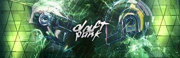 daft punk by kohb94