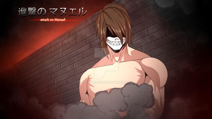 GermanLetsPlay - Shingeki no Kyojin by RozeAkane