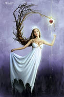 Snow White by VarLa-art