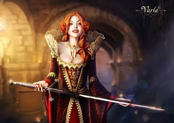 Vampire by VarLa-art