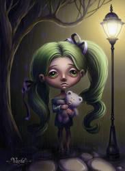 Melancholia by VarLa-art
