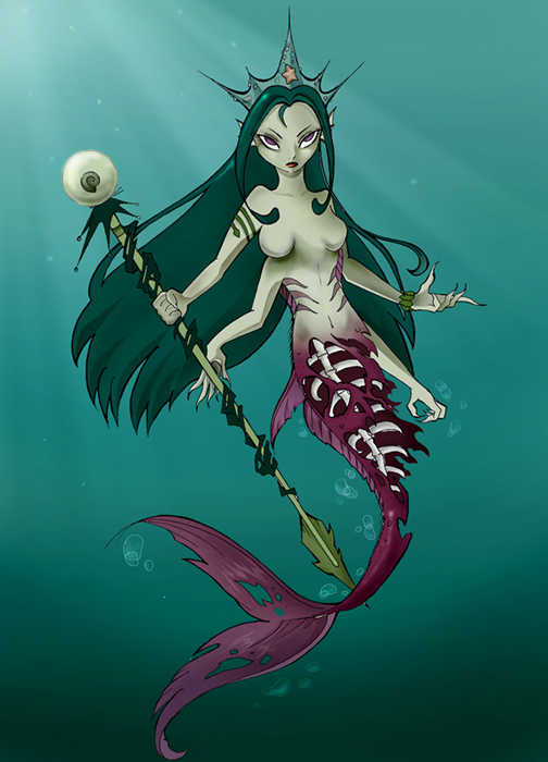 .Sea_Witch by Illusion-and-Dream