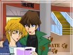 Date-see YGO movie