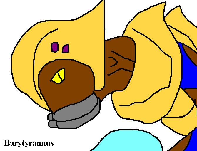 Arbiter GOLD by Barytyrannus