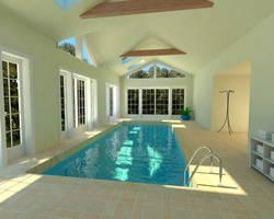 Spa pool by Eegaas