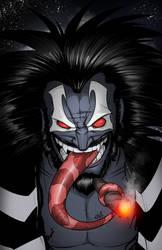 Symbiote Lobo