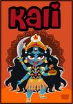 Chibi Mythology: Kali by Kingsguards