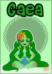 Chibi Mythology: Gaea by Kingsguards